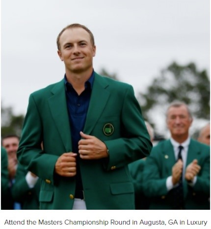 Attend the masters